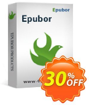 Epubor for Mac Family License discount coupon  -