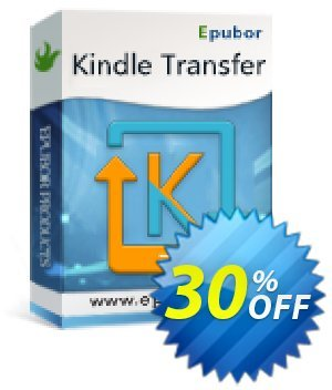 Epubor Kindle Transfer Family License Coupon discount Kindle Transfer for Win exclusive promotions code 2019 -