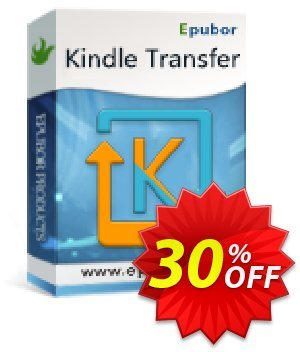 Epubor Kindle Transfer Lifetime Coupon discount Kindle Transfer for Win exclusive promotions code 2020 -