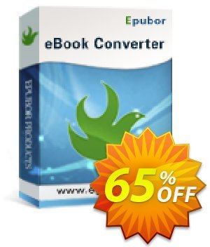 Epubor eBook Converter Coupon, discount Epubor Ebook Software coupon (36498). Promotion: Epubor Ebook Software discount code