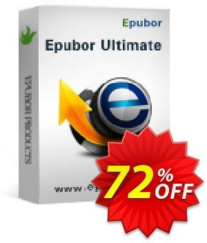 Epubor Ultimate Converter for Mac Coupon, discount Epubor Ebook Software coupon (36498). Promotion: Epubor Ebook Software discount code