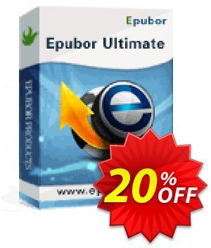 Epubor Ultimate Lifetime discount coupon Epubor Ebook Software coupon (36498) - Epubor Ebook Software discount code