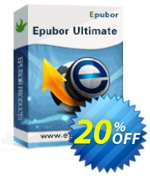 Epubor Ultimate for Win Family License Coupon, discount Epubor Ebook Software coupon (36498). Promotion: Epubor Ebook Software discount code