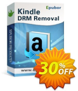 Kindle DRM Removal for Win 優惠券,折扣碼 Kindle DRM Removal for Win amazing offer code 2020,促銷代碼: wonderful deals code of Kindle DRM Removal for Win 2020