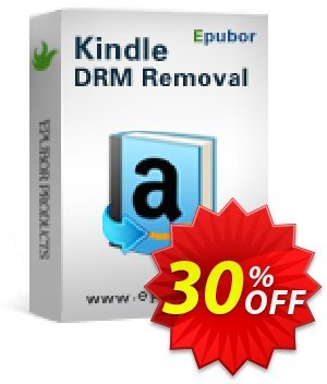 Kindle DRM Removal for Mac Coupon code 30% OFF, Back-to-School promotions  offering deals