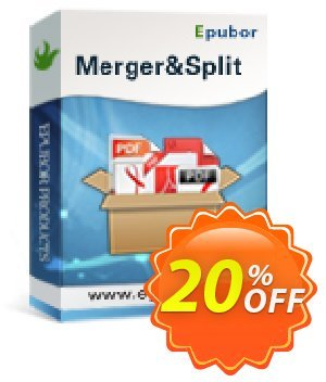 Epubor PDF Merger & PDF Splitter Coupon, discount PDF Splitter&Merger Amazing deals code 2021. Promotion: Amazing deals code of PDF Splitter&Merger 2021
