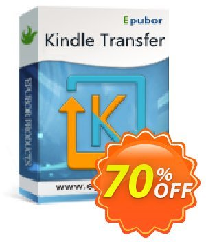 Epubor Kindle Transfer discount coupon Kindle Transfer for Win exclusive promotions code 2020 - special discounts code of Kindle Transfer for Win 2020