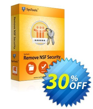 SysTools Securase (Business) discount coupon SysTools coupon 36906 -