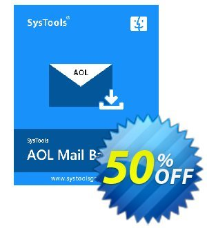 SysTools Mac AOL Backup discount coupon SysTools Summer Sale - stirring deals code of SysTools Mac AOL Backup 2020