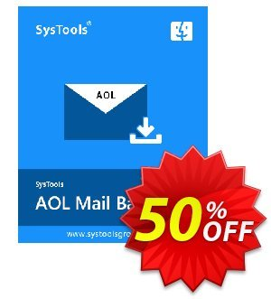 SysTools Mac AOL Backup Coupon discount SysTools Summer Sale - stirring deals code of SysTools Mac AOL Backup 2019
