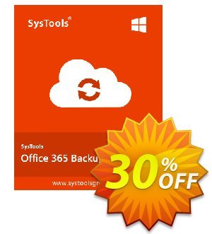 SysTools Office 365 Backup & Restore discount coupon 25% OFF SysTools Office365 Backup & Restore, verified - Awful sales code of SysTools Office365 Backup & Restore, tested & approved