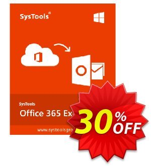 SysTools Office 365 Export Coupon, discount SysTools Office 365 Export marvelous discount code 2020. Promotion: marvelous discount code of SysTools Office 365 Export 2020