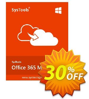 SysTools Office 365 Express Migrator Coupon discount SysTools Summer Sale - amazing discounts code of SysTools Office 365 Express Migrator 2020