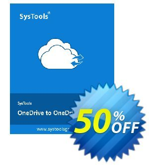 SysTools OneDrive Migrator 優惠券,折扣碼 SysTools Summer Sale,促銷代碼: wondrous discount code of SysTools OneDrive Migrator 2020