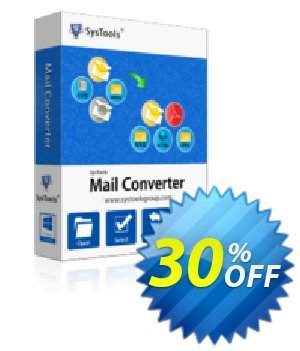 SysTools Mail Converter - Site License 프로모션 코드 SysTools Summer Sale 프로모션: super offer code of SysTools Mail Converter - Site License 2020