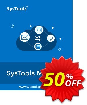 SysTools Migrator (G Suite to G Suite Migration) 優惠券,折扣碼 50% OFF SysTools Migrator (G Suite to G Suite Migration), verified,促銷代碼: Awful sales code of SysTools Migrator (G Suite to G Suite Migration), tested & approved