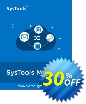 SysTools Migrator (G Suite) + Managed Services + Infrastructure Coupon, discount Weekend Offer. Promotion: wonderful sales code of SysTools Migrator (G Suite) + Managed Services + Infrastructure 2020