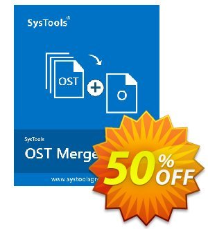 SysTools OST Merge Coupon discount SysTools Summer Sale. Promotion: impressive promotions code of SysTools OST Merge 2020