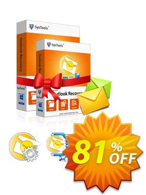 Special Offer - SysTools Outlook Toolbox Coupon discount SysTools Summer Sale - big deals code of Special Offer - SysTools Outlook Toolbox 2020