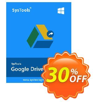 SysTools Migrator (Google Drive) + Managed Services + Infrastructure Coupon discount SysTools Spring Sale - awful promotions code of SysTools Migrator (Google Drive) + Managed Services + Infrastructure 2019