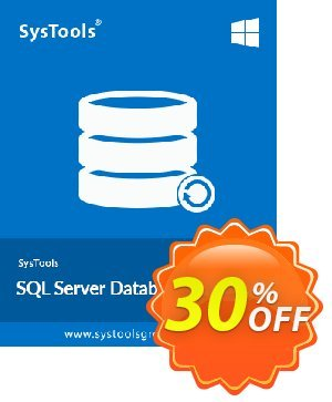 SysTools SQL Server Database Migrator discount coupon SysTools Summer Sale - imposing promo code of SysTools SQL Server Database Migrator 2020