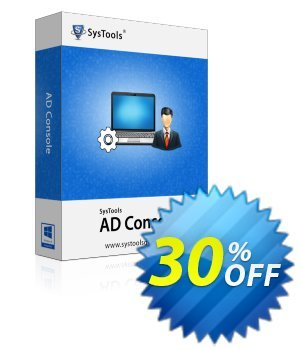 SysTools Active Directory Management Tool discount coupon SysTools coupon 36906 -