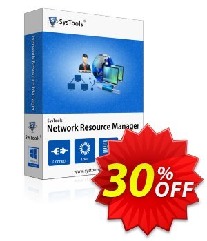 SysTools Network Resource Manager discount coupon SysTools Summer Sale -