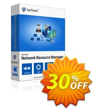 SysTools Network Resource Manager (Business) discount coupon SysTools coupon 36906 -
