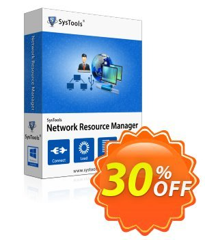 SysTools Network Resource Manager (Enterprise) discount coupon SysTools coupon 36906 -
