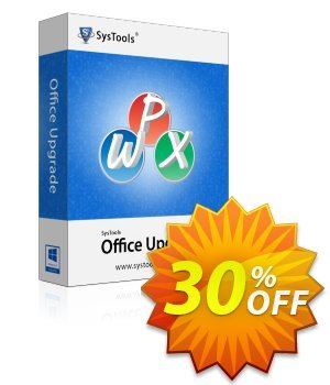 SysTools Office Upgrade (Business) discount coupon SysTools coupon 36906 -