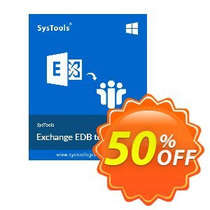 SysTools Exchange EDB to NSF Converter discount coupon SysTools Summer Sale -