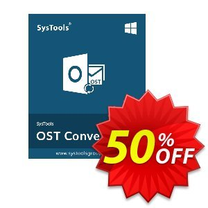 SysTools Outlook OST to NSF Converter 優惠券,折扣碼 SysTools Summer Sale,促銷代碼: