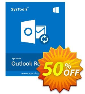 SysTools Outlook Recovery Coupon discount SysTools Outlook Recovery big deals code 2019 - SysTools Outlook Recovery coupon