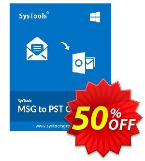 SysTools PST Converter (Business License)  할인