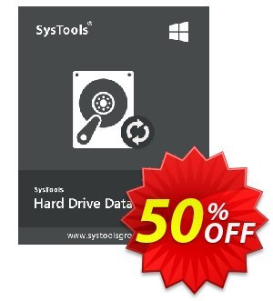 Hard Drive Data Recovery - Business License Coupon, discount SysTools coupon 36906. Promotion: SysTools promotion codes 36906