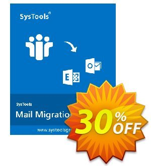 SysTools Lotus Notes to Exchange Migrator割引コード・SysTools coupon 36906 キャンペーン: