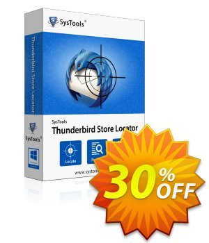 SysTools Thunderbird Store Locator (Business) discount coupon SysTools coupon 36906 -