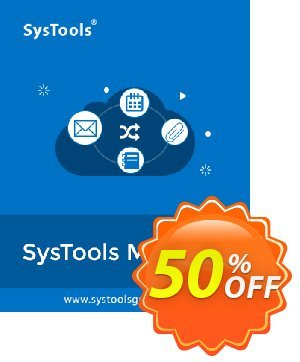 Office365 Express Migrator - Upto 25 Users License Coupon, discount SysTools coupon 36906. Promotion: