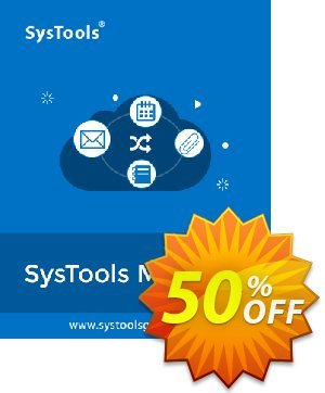 Office365 Express Migrator - 500 to 1000 Users License Coupon, discount SysTools coupon 36906. Promotion: