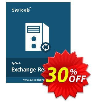 SysTools Exchange Recovery (Technician) Coupon, discount SysTools coupon 36906. Promotion: