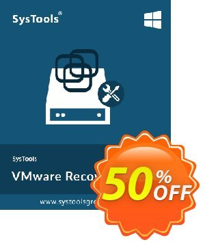 VMware Recovery - Enterprise License Coupon, discount SysTools coupon 36906. Promotion: