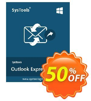 Outlook Express DBX Recovery (emaildoctor.org) - Personal License Coupon, discount SysTools coupon 36906. Promotion: SysTools promotion codes 36906