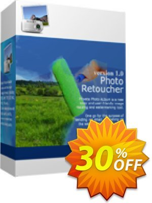 SoftOrbits Photo Retoucher deals 30% Discount. Promotion: