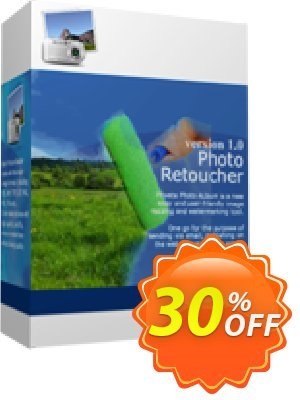 SoftOrbits Photo Retoucher Coupon, discount SoftOrbits 30% discount. Promotion: