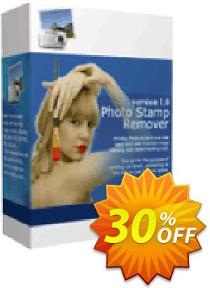 Photo Stamp Remover Coupon discount SoftOrbits 30% discount-3. Promotion: