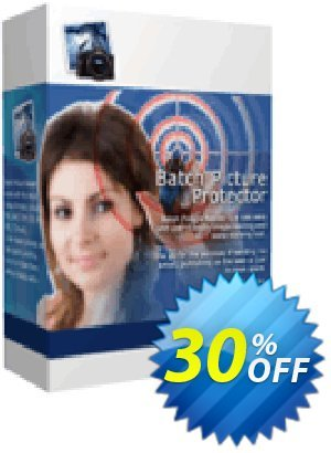 Batch Picture Protector Coupon, discount SoftOrbits 30% discount. Promotion: