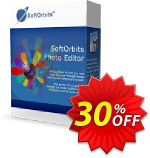 SoftOrbits Photo Editor - Business License  세일