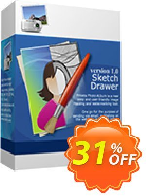 Sketch Drawer PRO Coupon discount 30% Discount - awful offer code of Sketch Drawer PRO 2019