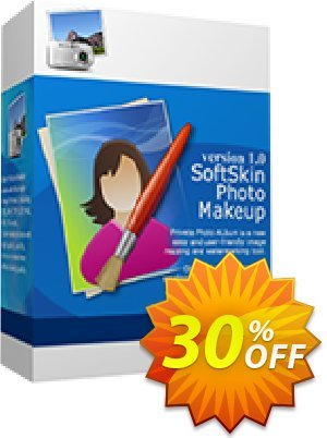 SoftSkin Photo Makeup - Business License discount coupon 30% Discount - stunning deals code of SoftSkin Photo Makeup - Business License 2020