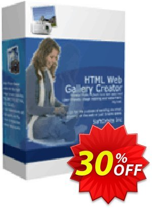 SoftOrbits Html Web Gallery Creator - Business License discount coupon 30% Discount - special discounts code of Html Web Gallery Creator - Business License 2020